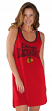 "Chicago Blackhawks Women's G-III NHL ""Perfect Match"" Swimsuit Cover Up Dress"