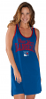 "New York Rangers Women's G-III NHL ""Perfect Match"" Swimsuit Cover Up Dress"