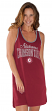 "Alabama Crimson Tide Women's G-III NCAA ""Perfect Match"" Swimsuit Cover Up Dress"