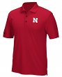 "Nebraska Cornhuskers Adidas NCAA Men's ""Performance"" Climacool Polo Shirt"