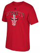 "Houston Rockets Adidas NBA ""Bank Shot"" Men's Short Sleeve T-Shirt"