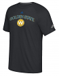 "Golden State Warriors Adidas NBA ""City Arch""  Climalite Performance S/S T-Shirt"