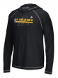 "Los Angeles Lakers Adidas NBA ""Fast Break"" Men's Climalite Hooded L/S Shirt"