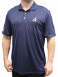 "Washington Wizards Adidas NBA Men's ""Performance"" Climacool Polo Shirt"