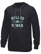 "Dallas Stars Reebok NHL Men's ""Highlights"" Pullover Hooded Sweatshirt"