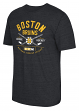 "Boston Bruins CCM NHL ""Even Strength"" Tri-Blend Men's Short Sleeve T-Shirt"