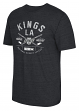 "Los Angeles Kings CCM NHL ""Even Strength"" Tri-Blend Men's Short Sleeve T-Shirt"