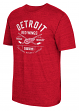 "Detroit Red Wings CCM NHL ""Even Strength"" Tri-Blend Men's Short Sleeve T-Shirt"