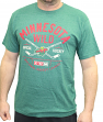 "Minnesota Wild CCM NHL ""Even Strength"" Tri-Blend Men's Short Sleeve T-Shirt"
