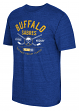 "Buffalo Sabres CCM NHL ""Even Strength"" Tri-Blend Men's Short Sleeve T-Shirt"