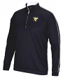Pittsburgh Penguins Adidas NHL Men's Piped Climalite 1/4 Zip Pullover Sweatshirt