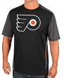 "Philadelphia Flyers Majestic NHL ""Glowing Play"" Men's Performance S/S T-Shirt"