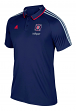 Chicago Fire Adidas MLS Men's On-Field Coaches Climalite Polo Shirt
