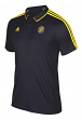 Columbus Crew Adidas MLS Men's On-Field Coaches Climalite Polo Shirt