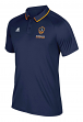 Los Angeles Galaxy Adidas MLS Men's On-Field Coaches Climalite Polo Shirt