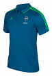 Seattle Sounders Adidas MLS Men's On-Field Coaches Climalite Polo Shirt