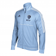 "Sporting Kansas City Adidas Men's MLS 2017 ""Anthem"" Sideline Full Zip Jacket"
