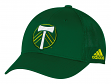 "Portland Timbers Adidas MLS ""Corner Kick"" Structured Flex Mesh Back Hat"