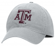 "Texas A&M Aggies Adidas NCAA ""Basic Logo"" Adjustable Slouch Hat - Gray"