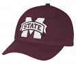 "Mississippi State Bulldogs Adidas NCAA ""Basics"" Structured Adjustable Maroon Hat"
