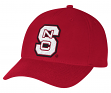"North Carolina State Wolfpack Adidas NCAA ""Basics"" Structured Adjustable Red Hat"