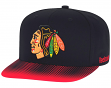 Chicago Blackhawks Reebok NHL Sublimated Dot Embroidered Snap Back Hat