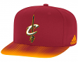 Cleveland Cavaliers Adidas NBA Sublimated Dot Embroidered Snap Back Hat