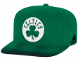 Boston Celtics Adidas NBA Sublimated Dot Embroidered Snap Back Hat
