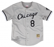 Bo Jackson Chicago White Sox Mitchell & Ness Authentic MLB 1993 Button Up Jersey