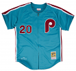 Mike Schmidt Philadelphia Phillies Mitchell & Ness Authentic 1980 Road Jersey