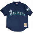Randy Johnson Seattle Mariners Mitchell & Ness MLB Authentic 1995 BP Jersey