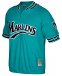 Andre Dawson Florida Marlins Mitchell & Ness MLB Authentic 1995 Warm-Up Jacket