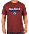 "Colorado Avalanche Majestic NHL ""Game Misconduct"" Short Sleeve Men's T-Shirt"