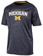 "Michigan Wolverines NCAA Champion ""Impact"" Men's Performance S/S Shirt"