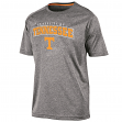 "Tennessee Volunteers NCAA Champion ""Impact"" Men's Performance S/S Shirt - Gray"
