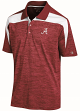 "Alabama Crimson Tide NCAA Champion ""Booster"" Men's Performance Polo Shirt"