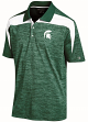 "Michigan State Spartans NCAA Champion ""Booster"" Men's Performance Polo Shirt"