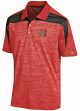 "Nebraska Cornhuskers NCAA Champion ""Booster"" Men's Performance Polo Shirt"