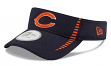 "Chicago Bears New Era NFL ""Speed"" Performance Visor"