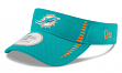 "Miami Dolphins New Era NFL ""Speed"" Performance Visor"