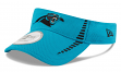 "Carolina Panthers New Era NFL ""Speed"" Performance Visor"