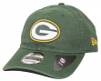 Green Bay Packers New Era NFL 9Twenty Primary Core Classic Adjustable Hat