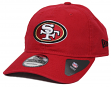 San Francisco 49ers New Era NFL 9Twenty Primary Core Classic Adjustable Hat