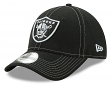 "Oakland Raiders New Era 9Forty NFL ""The League Class"" Adjustable Hat"