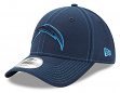 "San Diego Chargers New Era 9Forty NFL ""The League Class"" Adjustable Hat"
