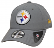 "Pittsburgh Steelers New Era 9Forty NFL ""The League Storm"" Adjustable Hat"