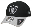"Oakland Raiders New Era 9Forty NFL ""The League Heather 2"" Adjustable Hat"