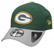 "Green Bay Packers New Era 9Forty NFL ""The League Heather 2"" Adjustable Hat"