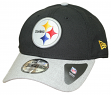 """Pittsburgh Steelers New Era 9Forty NFL """"The League Heather 2"""" Adjustable Hat"""