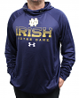 Notre Dame Fighting Irish Under Armour NCAA Men's Tech Terry Pullover Sweatshirt